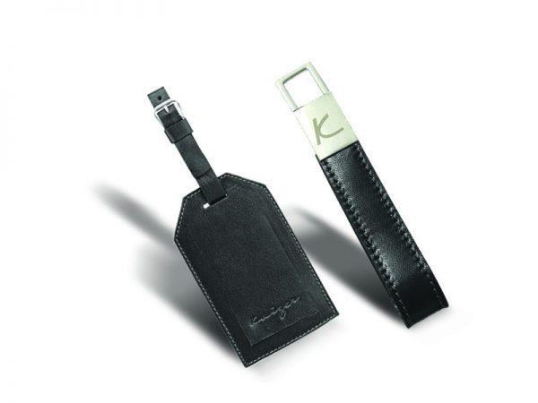 Luggage tags/keyring C15010