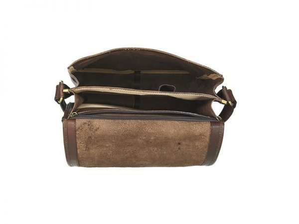 Cavalry Leather Messenger Bag Online In UAE