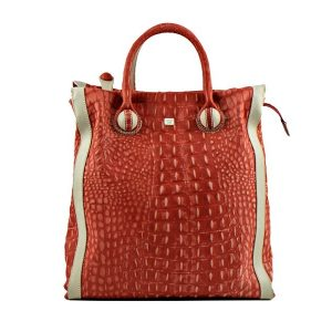 Celeste Ladies Tote made of Italian leather KNI1853