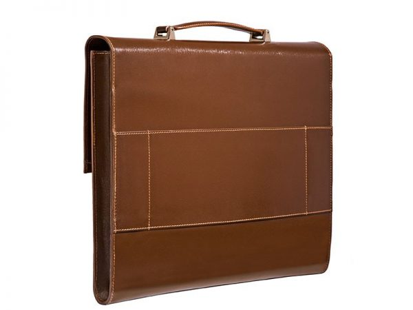 Credence Leather Business Bag For Men