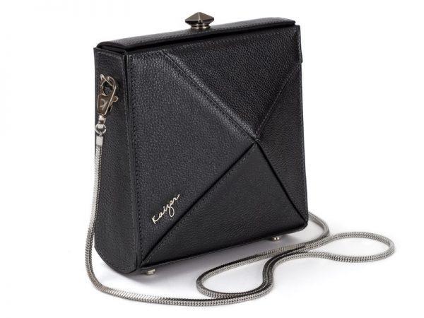 Shop Women's Cosset Square Leather Shoulder Bag Online