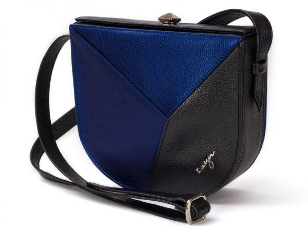 Shop Women's Cosset Curved Leather Shoulder Bag in UAE
