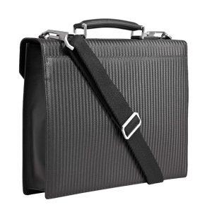 Buy Magnate Leather Business Bag For Men In UAE
