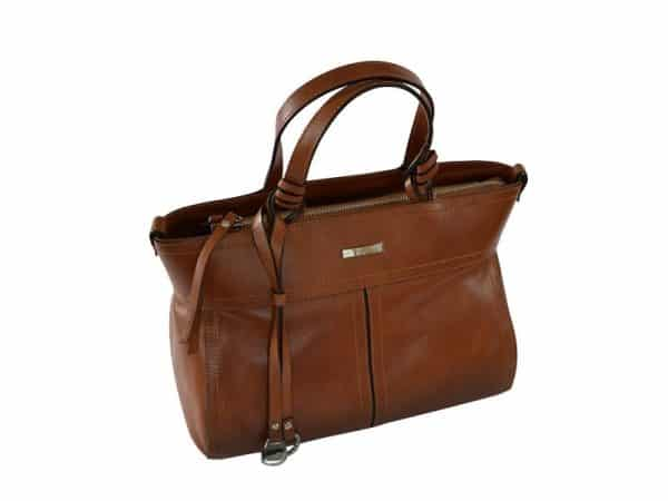 Ascot Leather Tote For Ladies - Women Totes Online KNI1870