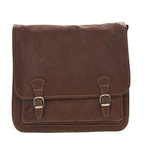 Full Grain Italian Leather Cavalry Messenger Bags Online