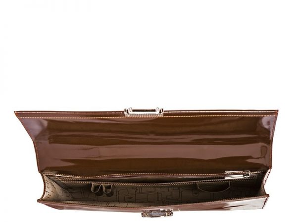 Buy Men's Leather Business Bag Online In UAE