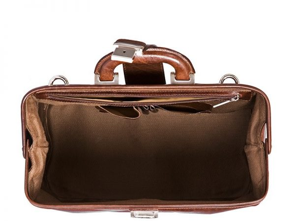 Buy Statesman Men's Leather Business Bag