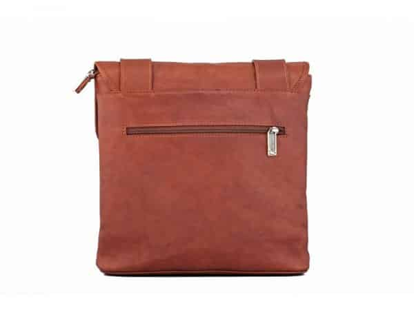 Men's Cavalry Leather Cross Body Bag Online In UAE