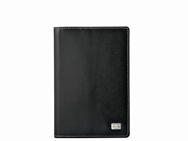 Personal Leather Diary available in Black Color