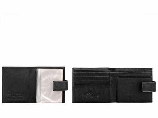 Ridge Wallet & Card Holder Set