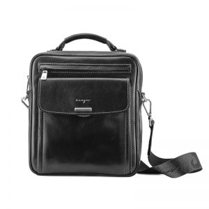 Men's Statesman Leather Cross Body Bag