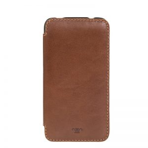 Duncan Samsung Galaxy S5 Case - Brown, Black Color