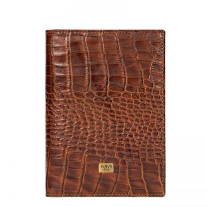 Wittet Croco Leather Travel Wallet Online