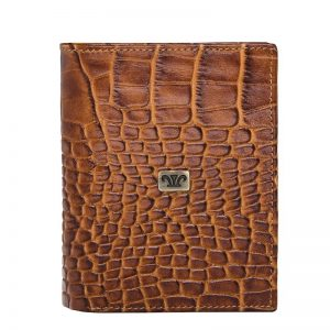 Shop Men's Wittet Croco Leather Wallet in UAE