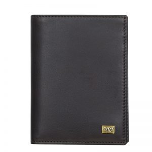 Shop August Vertical Leather Wallet for Men Online