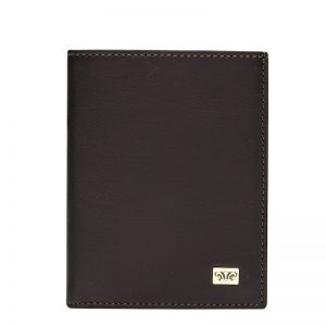 Buy Men's August Vertical Leather Wallet in UAE