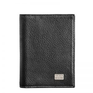 Ridge Leather Card Holder made of Italian genuine leatherKR 1603