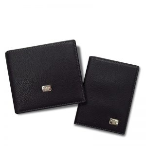 Ridge Wallet & Card Holder Set