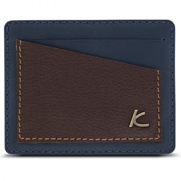 Shop Men's Adroit Leather Cardholder in UAE