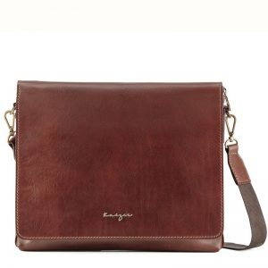 Men's Statesman Leather Messenger Bags Online