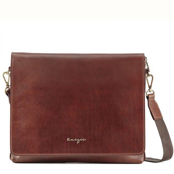 Men's Statesman Leather Messenger Bags Online