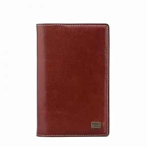 Personal Leather Diary available in Brown Color