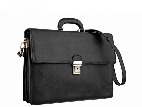 Cavalry Leather Office Bag For Men