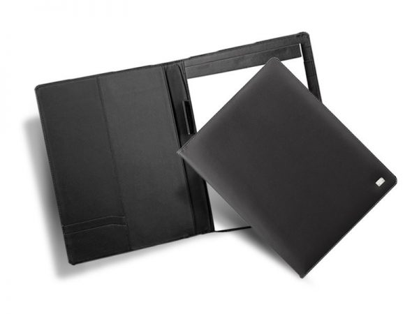 Conference Leather Folder available in Black & Brown Colors