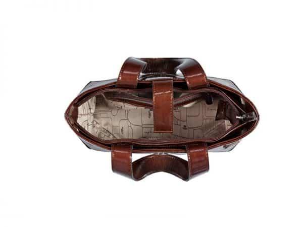 Shop Allure Shopper Women's Leather Tote Bag in UAE