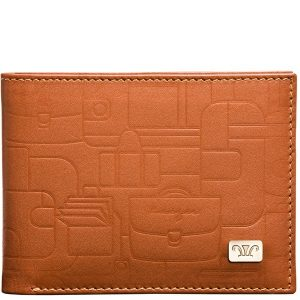 Insignia Leather Wallet for Men - Pure Leather - Black & Brown Color