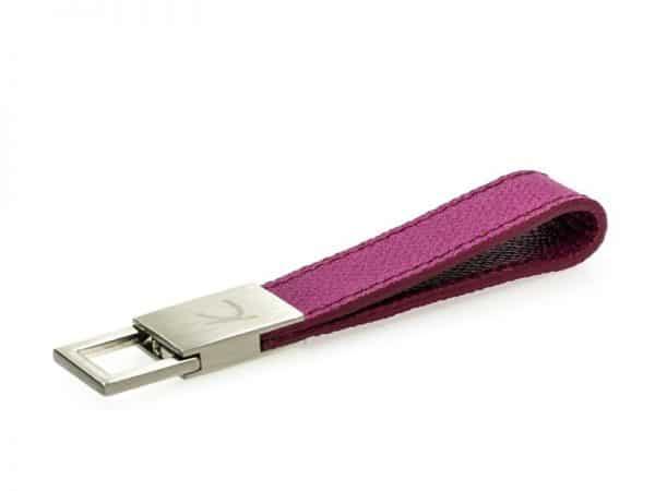 Buy Women's Rhetoric Leather Key Fob Online