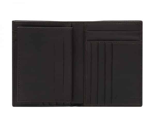 Shop August Vertical Leather Wallet for Men Online
