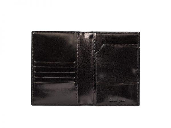 Men's Duncan Leather Travel Wallet