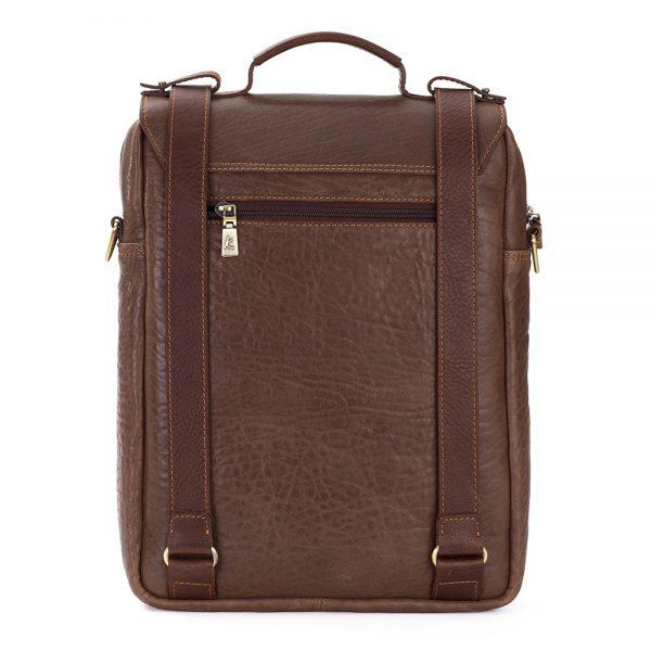 Men's Insignia Leather Cross Body Bags Online In UAE