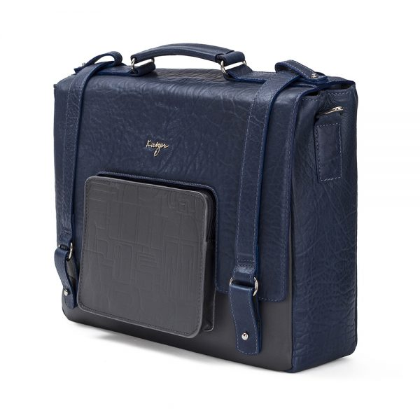 Insignia Leather Business Bag KZ1287