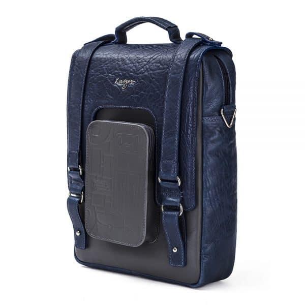 Buy Men's Insignia Leather Cross Body Bag Online